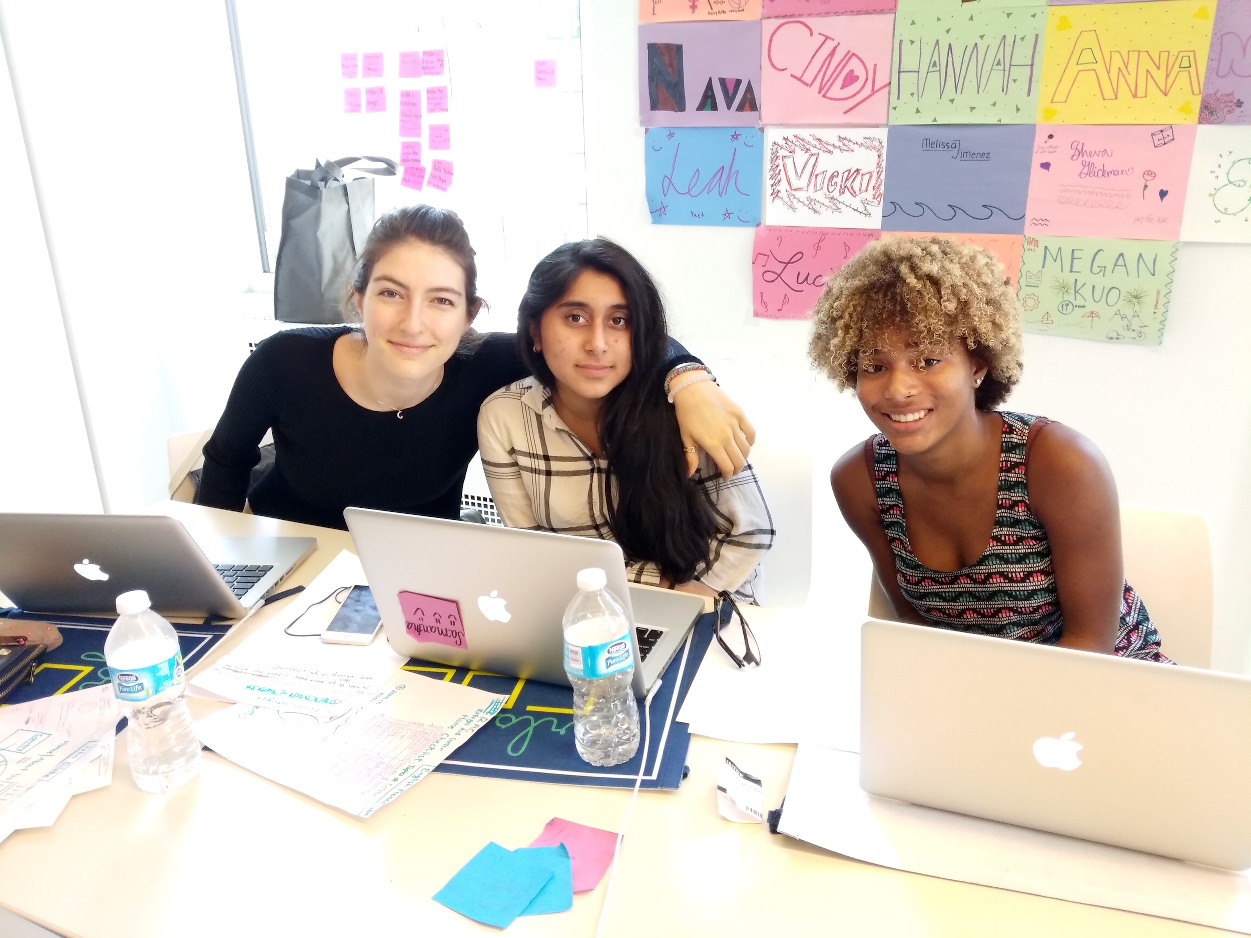 Girls Who Code Summer Immersion Programs Return to the Bay Area