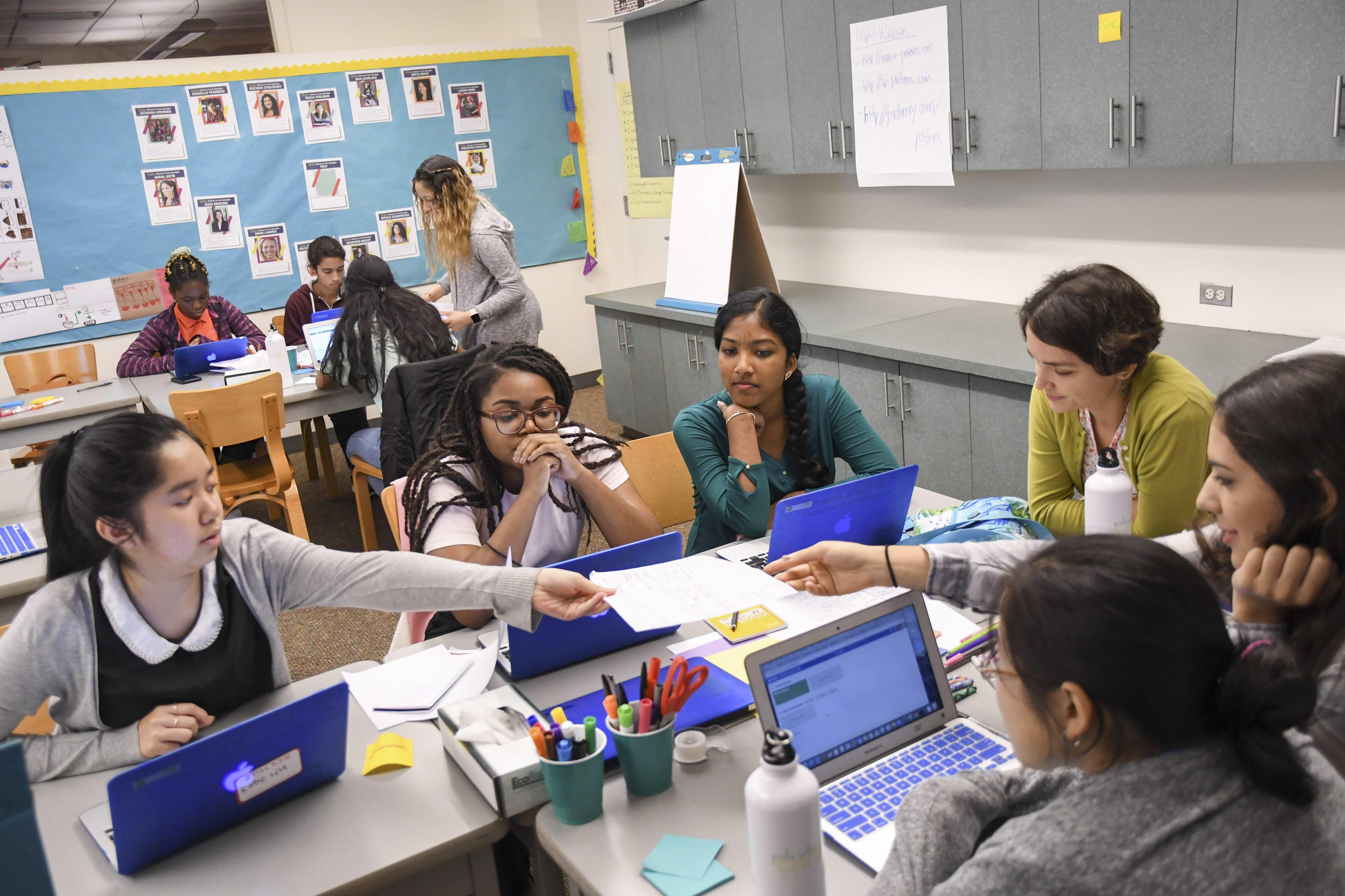 Girls Who Code Summer Immersion Programs Return to Boston - girlswhocode