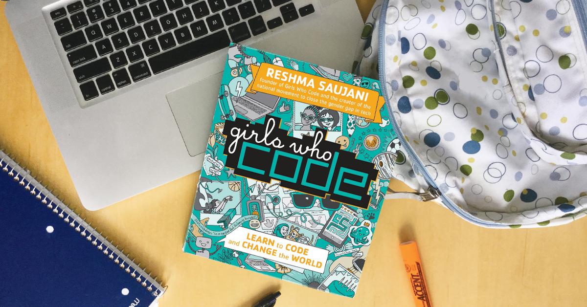 Girls Who Code Books - girlswhocode