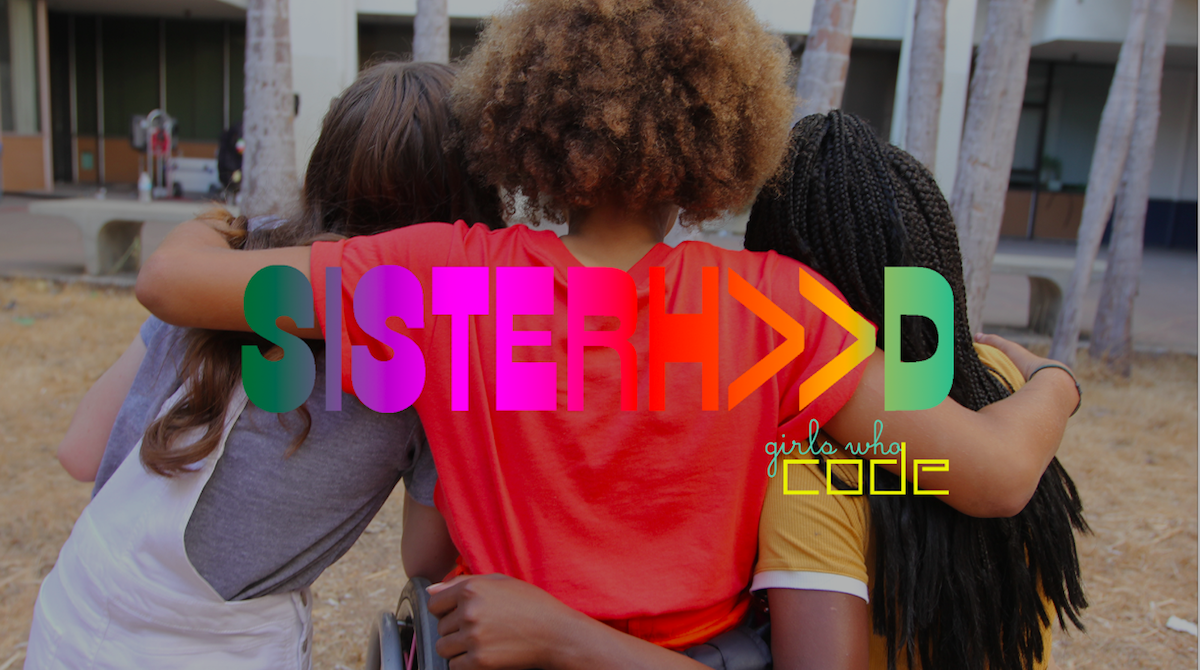 International Day of the Girl campaign from Girls Who Code celebrates Power of Sisterhood