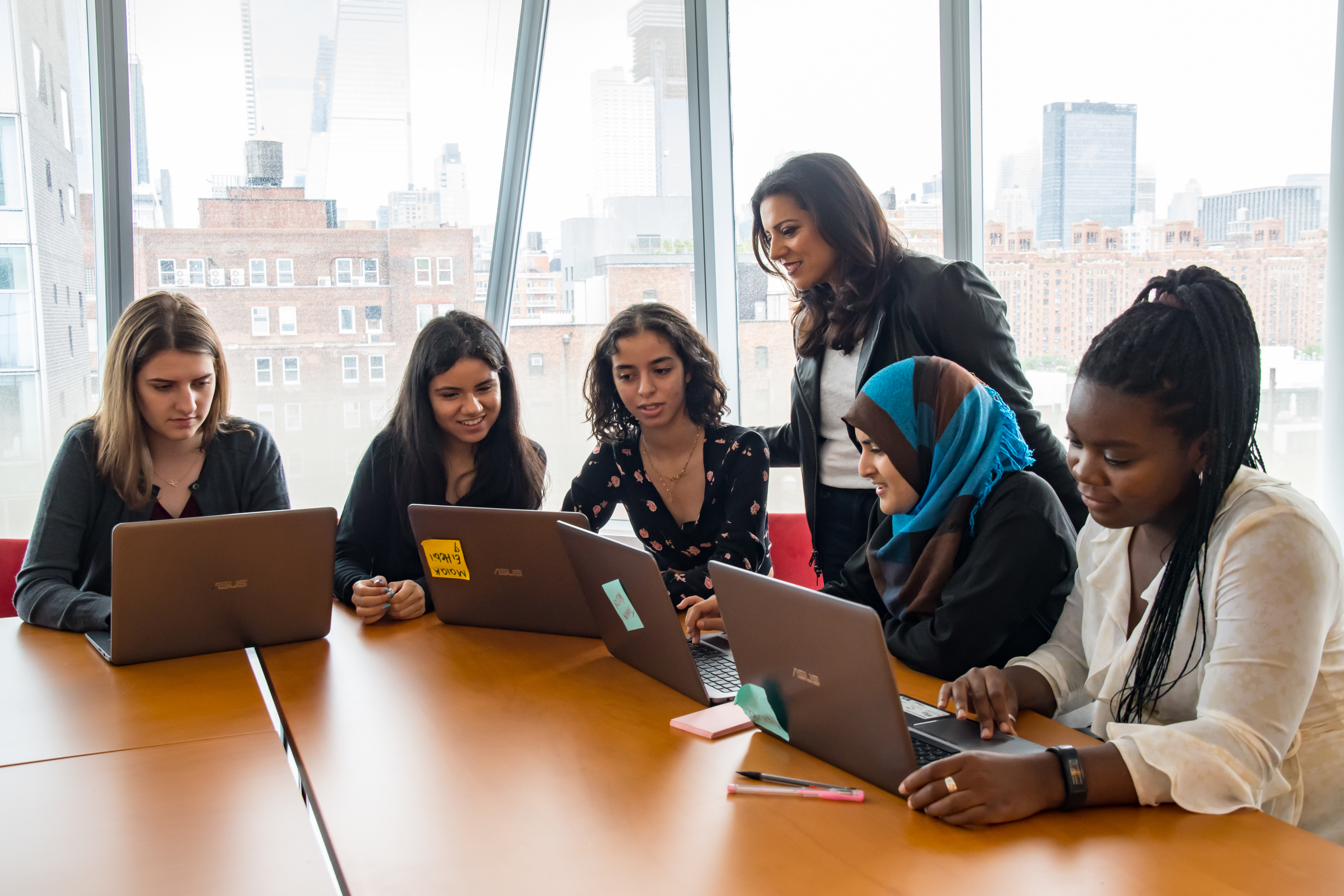 Girls Who Code Expands Summer Immersion Program
