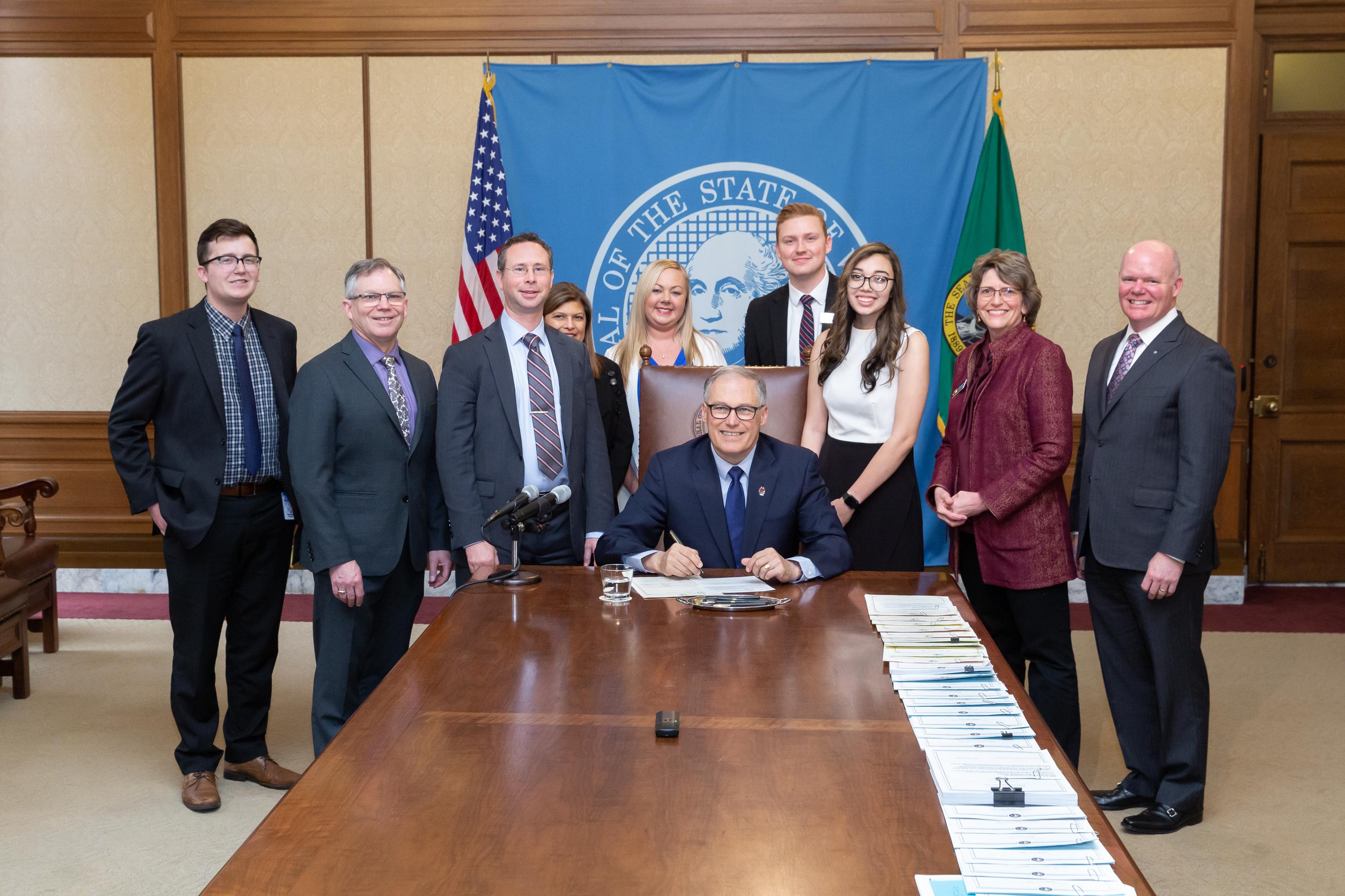 Girls Who Code works with Washington State on CS-focused legislation