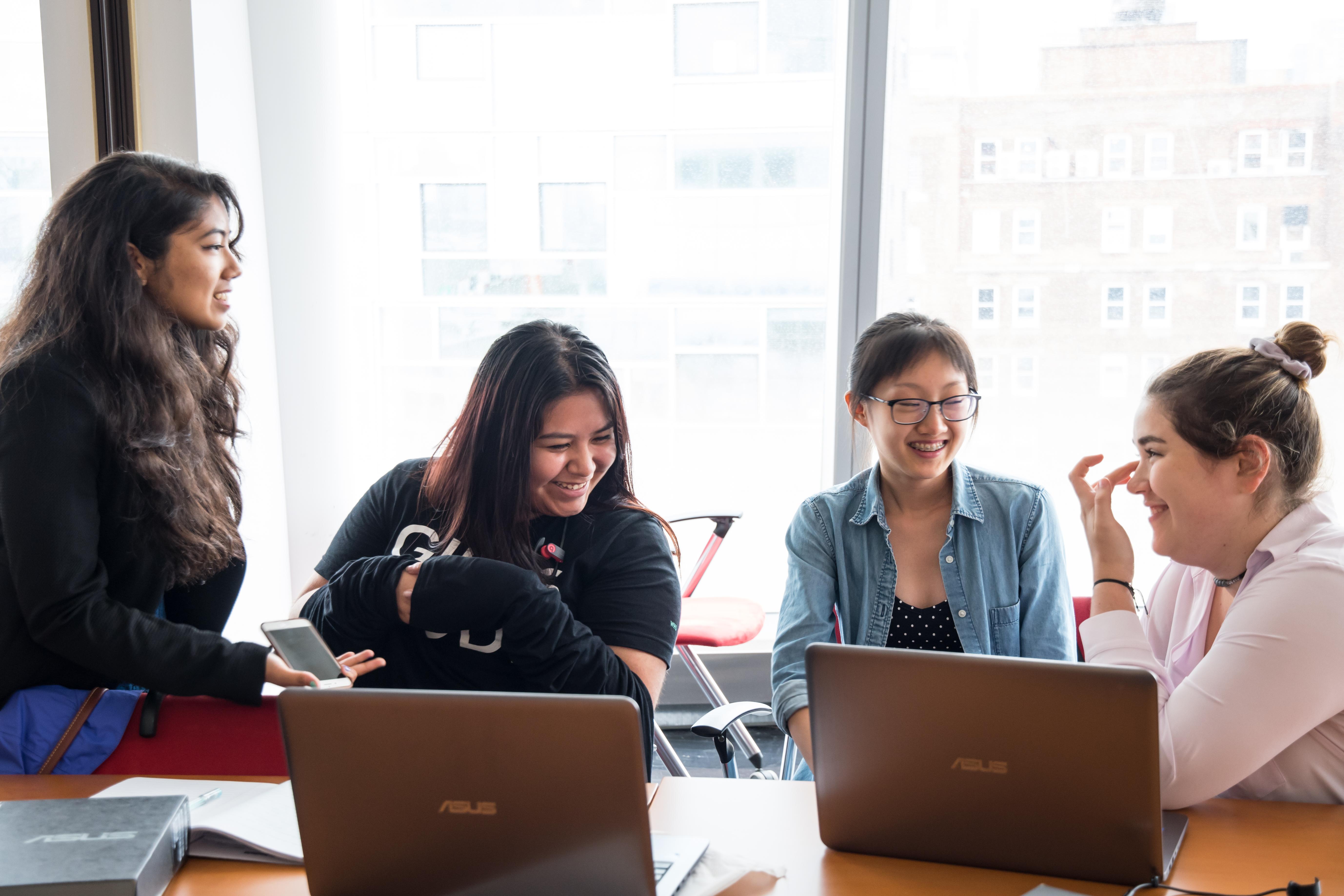 Girls Who Code's Summer Immersion Program kicks off seventh year