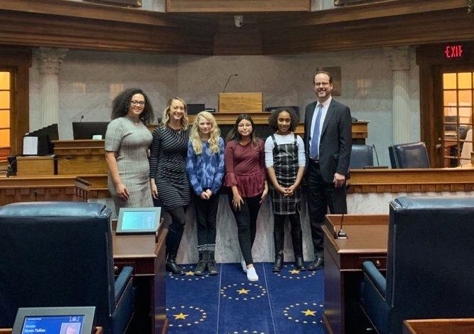Girls Who Code Works With State of Indiana on Comprehensive Legislation Aimed at Closing the Gender Gap in Tech - girlswhocode